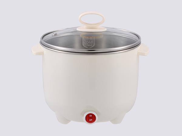 迷你1.0L多功能日式电煮面锅