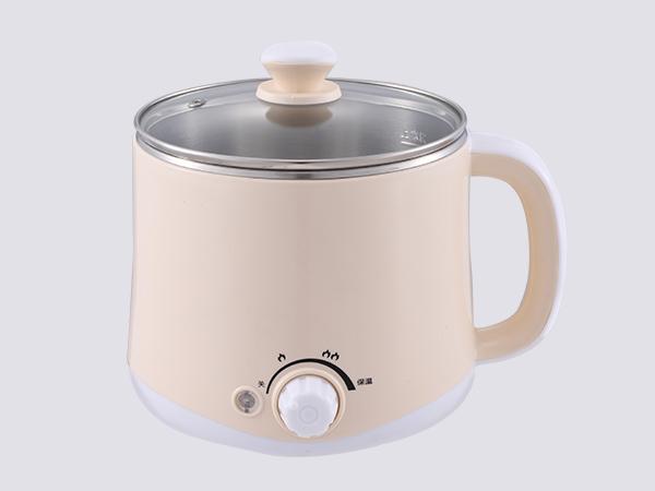 新款2.0L多功能不锈钢电煮面锅