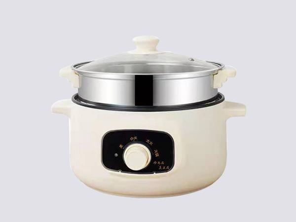 机械款一体中式电蒸锅