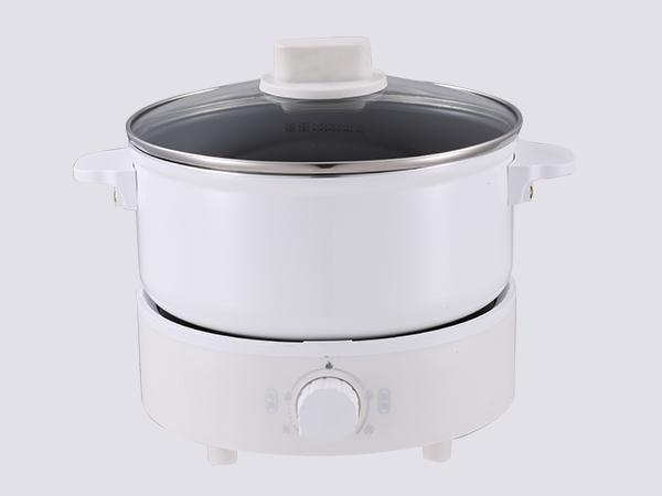 新款多功能韩式电煮面锅