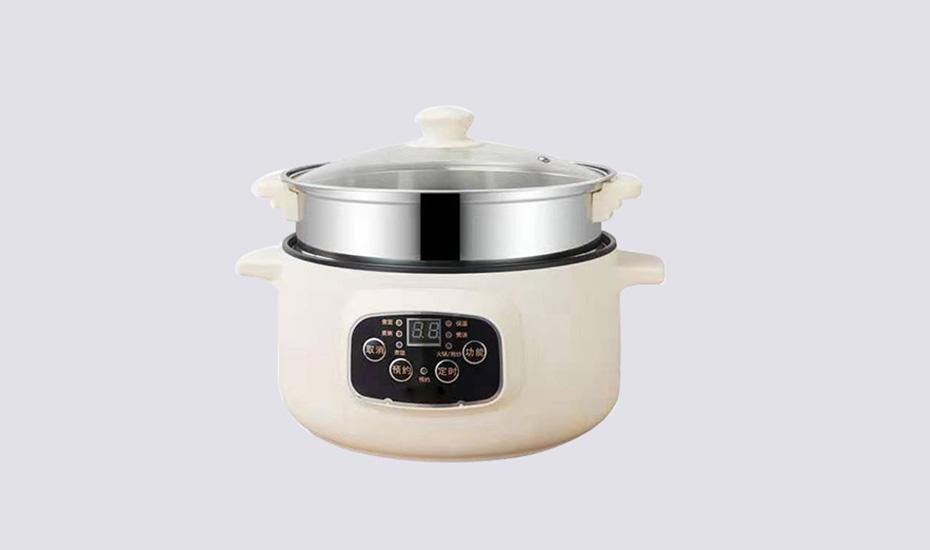 智能款一体中式电蒸锅